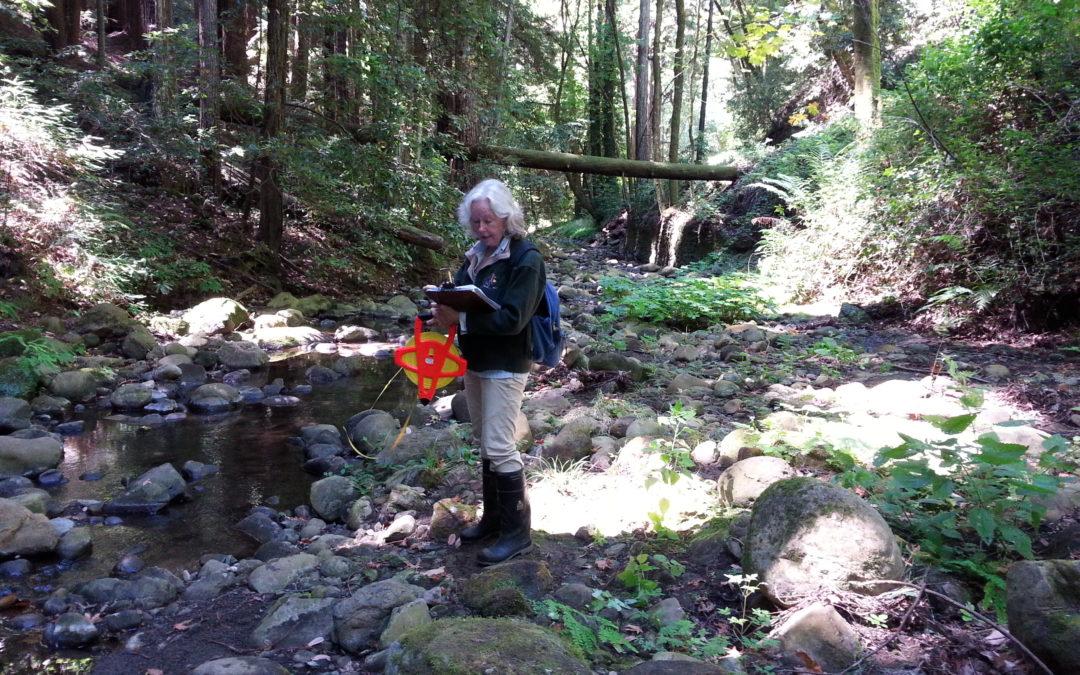 Associate Principal Biologist Jackie Worden Completes CRAM Certification!