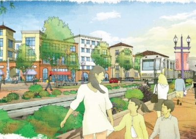 City of Azusa Transport Oriented District Specific Plan