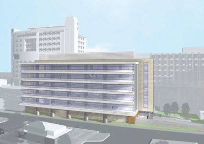 UC Davis Medical Center Hospital Seismic Demolition and Office Replacement Project