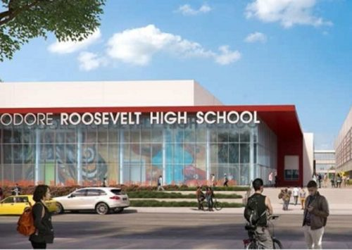 LAUSD Roosevelt High School